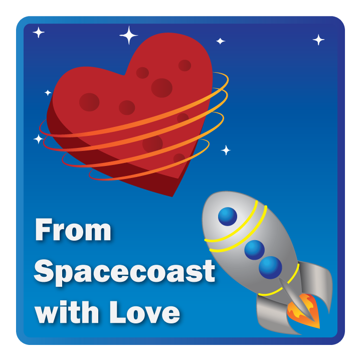 From SPace Coast With Love